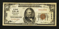 National Bank Notes:Nebraska, Omaha, NE - $50 1929 Ty. 1 The Omaha NB Ch. # 1633. ...
