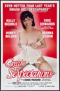 """Movie Posters:Adult, Great Sexpectations Lot (Bero, 1984). One Sheets (4) (27"""" X 41""""). Adult.. ... (Total: 4 Items)"""