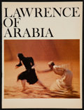Movie Posters:Academy Award Winners, Lawrence of Arabia Lot (Columbia, 1962). Programs (6) (MultiplePages, Various Sizes). Academy Award Winners.. ... (Total: 6 Items)