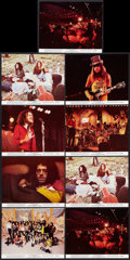 """Movie Posters:Rock and Roll, Mad Dogs & Englishmen (MGM, 1971). Color Photo Set of 8 andAdditional Photo (8"""" X 10""""). Rock and Roll.. ... (Total: 9 Items)"""