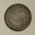 Mexico, Mexico: Republic Cap and Rays 8 Reales 1830 Do-RM,...