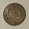 Mexico, Mexico: Republic Cap and Rays 8 Reales 1861 C-CE,...