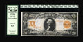Large Size:Gold Certificates, Fr. 1182 $20 1906 Gold Certificate PCGS Choice New 63....