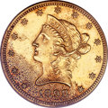 Proof Liberty Eagles, 1898 $10 Genuine PCGS....