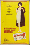 """Movie Posters:Drama, Butterfield 8 (MGM, 1960). Poster (40"""" X 60"""") Style Y. Drama.. ..."""