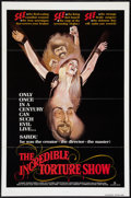 """Movie Posters:Horror, The Incredible Torture Show Lot (AFDC, 1976). One Sheets (4) (27"""" X 41""""). Horror.. ... (Total: 4 Items)"""
