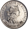 Patterns, 1870 10C Standard Silver Ten Cents, Judd-843, Pollock-942, Low R.6,PR64 PCGS....