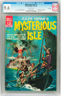 Silver Age (1956-1969):Adventure, Mysterious Isle #1 File Copy (Dell, 1963) CGC NM+ 9.6 Off-white pages....