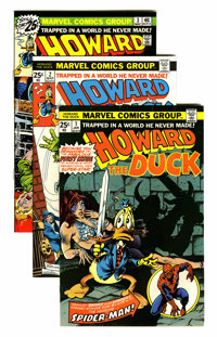 Howard the Duck #1-31 Group (Marvel, 1976-79) Condition: Average NM.... (Total: 32 Comic Books)