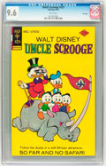 Bronze Age (1970-1979):Cartoon Character, Uncle Scrooge #127 File Copy (Gold Key, 1976) CGC NM+ 9.6 Whitepages....