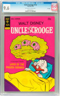Bronze Age (1970-1979):Cartoon Character, Uncle Scrooge #112 File Copy (Gold Key, 1974) CGC NM+ 9.6 Off-whiteto white pages....