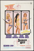 """Movie Posters:Bad Girl, Deadlier Than the Male (Universal, 1967). One Sheet (27"""" X 41"""").Bad Girl.. ..."""