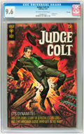 Bronze Age (1970-1979):Western, Judge Colt #4 File Copy (Gold Key, 1970) CGC NM+ 9.6 Off-white to white pages....