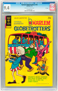 Bronze Age (1970-1979):Cartoon Character, Harlem Globetrotters #10 File Copy (Gold Key, 1974) CGC NM 9.4Off-white to white pages....