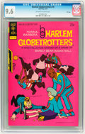 Bronze Age (1970-1979):Cartoon Character, Harlem Globetrotters #9 File Copy (Gold Key, 1974) CGC NM+ 9.6Off-white to white pages....