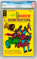 Bronze Age (1970-1979):Cartoon Character, Harlem Globetrotters #7 File Copy (Gold Key, 1973) CGC NM 9.4Off-white to white pages....