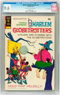Bronze Age (1970-1979):Cartoon Character, Harlem Globetrotters #2 File Copy (Gold Key, 1972) CGC NM+ 9.6Off-white to white pages....
