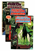 Bronze Age (1970-1979):Horror, The Phantom Stranger Group (DC, 1969-76).... (Total: 16 ComicBooks)