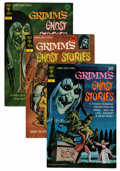 Bronze Age (1970-1979):Horror, Grimm's Ghost Stories File Copies Group (Gold Key, 1972-81)Condition: Average VF/NM.... (Total: 49 Comic Books)