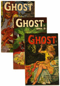 Golden Age (1938-1955):Horror, Ghost #2-7 and 11 Group (Fiction House, 1952-54).... (Total: 7Comic Books)