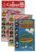 Bronze Age (1970-1979):Cartoon Character, Casper-Related Pre-Pack File Copies Group (Harvey, 1973) Condition:Average VF.... (Total: 13 Items)