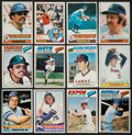 Baseball Cards:Lots, 1970's - 80's O-Pee-Chee Superstars and Hall of Famers Collection (238). ...