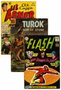 Silver Age (1956-1969):Miscellaneous, Comic Books - Assorted Silver Age Comics Group (Various, 1950s-'60s) Condition: Average FR.... (Total: 56 Comic Books)