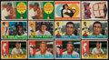 Baseball Cards:Lots, 1960 Topps Baseball Collection (931 cards) With Stars, HoFers andTwo Mantle Cards....