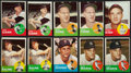 Baseball Cards:Lots, 1963 Topps Baseball American League Collection With Stars (491 cards). ...