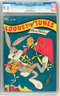 Golden Age (1938-1955):Cartoon Character, Looney Tunes and Merrie Melodies Comics #127 File Copy (Dell, 1952)CGC NM- 9.2 Off-white to white pages....