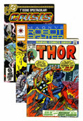 Modern Age (1980-Present):Miscellaneous, Comic Books - Assorted Modern Age Comics Box Lot (Various Publishers, 1980s-'90s) Condition: Average NM....