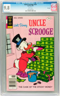 Bronze Age (1970-1979):Cartoon Character, Uncle Scrooge #141 File Copy (Gold Key, 1977) CGC NM/MT 9.8 White pages. ...