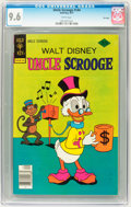 Bronze Age (1970-1979):Cartoon Character, Uncle Scrooge #144 File Copy (Gold Key, 1977) CGC NM+ 9.6 Whitepages. ...