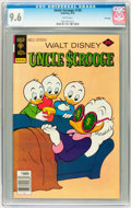 Bronze Age (1970-1979):Cartoon Character, Uncle Scrooge #150 File Copy (Gold Key, 1978) CGC NM+ 9.6 Whitepages. ...
