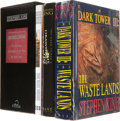 Books:Horror & Supernatural, Stephen King. The Dark Tower Gift Set, including: The DarkTower: The Gunslinger, The Drawing of the Three, TheWastelan...