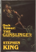 Books:Horror & Supernatural, Stephen King. The Dark Tower. The Gunslinger. West Kingston, Rhode Island: Donald M. Grant, Publisher, Inc., 198...