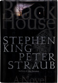 Books:Horror & Supernatural, Stephen King & Peter Straub. SIGNED. Black House. [NewYork]: [Random House], [2002]. First trade edition. Signed ...