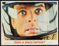"""Movie Posters:Science Fiction, 2001: A Space Odyssey (MGM, 1968). Lobby Card (11"""" X 14""""). ScienceFiction.. ..."""