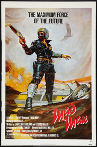 """Mad Max (American International, 1980). One Sheet (27"""" X 41""""). Science Fiction"""