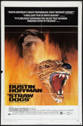 """Movie Posters:Crime, Straw Dogs (Cinerama Releasing, 1972). One Sheet (27"""" X 41"""") StyleD. Crime.. ..."""
