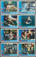 """Movie Posters:Drama, This Property is Condemned (Paramount, 1966). Lobby Card Set of 8 (11"""" X 14"""") and Pressbook (12.25"""" X 15""""). Drama.. ... (Total: 9 Items)"""