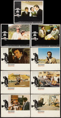 "Movie Posters:Action, Magnum Force Lot (Warner Brothers, 1973). Lobby Cards (9) (11"" X14""). Action.. ... (Total: 9 Items)"