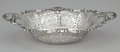 Silver Holloware, American:Bowls, AN AMERICAN SILVER RETICULATED DISH . Howard & Co., New York,New York, circa 1936. Marks: HOWARD & CO., NEW YORK,STERLIN...