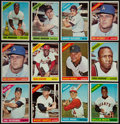 Baseball Cards:Lots, 1966 Topps Baseball Collection With Stars (241 cards) With Mantle. ...