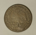 Mexico, Mexico: Republic Cap and Rays 8 Reales 1849 Ga-JG,...