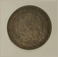 Mexico, Mexico: Republic Cap and Rays 8 Reales 1833/2 Do-RM/L,...