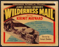"""Movie Posters:Bad Girl, Wilderness Mail (Ambassador Pictures, 1935). Title Lobby Card (11""""X 14""""). Adventure.. ..."""