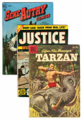 Golden Age (1938-1955):Miscellaneous, Miscellaneous Golden/Silver Age Group (Various Publishers, 1940s-60s) Condition: Average FR.... (Total: 43 Comic Books)