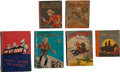 Golden Age (1938-1955):Miscellaneous, Big Little Book Group (Whitman, 1933-58) Condition: Average GD.... (Total: 26 Items)