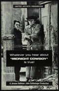 "Movie Posters:Academy Award Winners, Midnight Cowboy (United Artists, 1969). Pressbook (12 Pages, 11"" X 17"") X-Rated Style. Academy Award Winners.. ..."